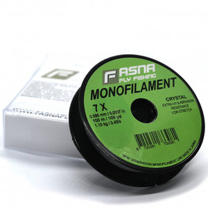 FASNA FLYFISHING Monofilament Tippet